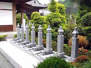 眞佛苑墓地