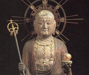 本尊・地蔵菩薩像