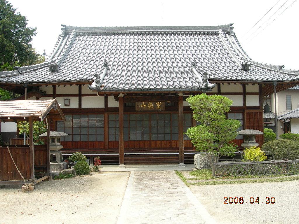 南林寺の概観